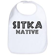 Sitka Native Bib