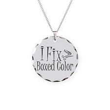 I Fix Boxed Color Necklace
