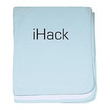 iHack baby blanket