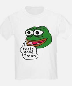 Feels Good Man T-Shirt