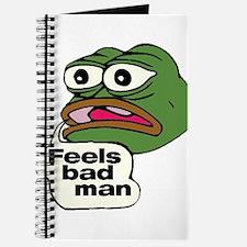 Feels Bad Man Journal
