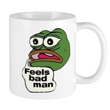 Feels Bad Man Mug
