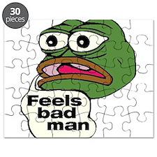 Feels Bad Man Puzzle