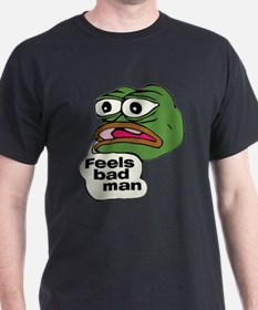 Feels Bad Man T-Shirt