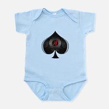 Ace of Spades Infant Bodysuit