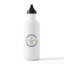 Where Girls Fly Water Bottle