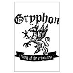 Gryphon Large Poster