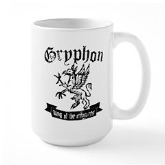 Gryphon Large Mug