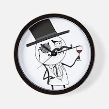 Feel Like a Sir - Indeed Wall Clock