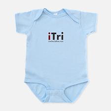 iTri Triathlon Shirts & Appar Infant Bodysuit