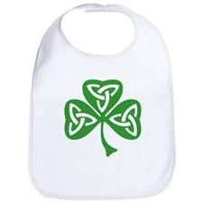St Patrick's day Bib