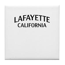 Lafayette California Tile Coaster