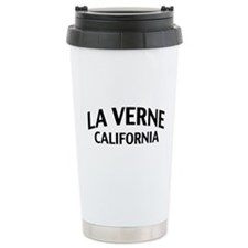 La Verne California Travel Mug
