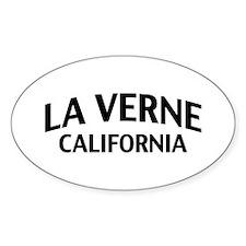 La Verne California Decal