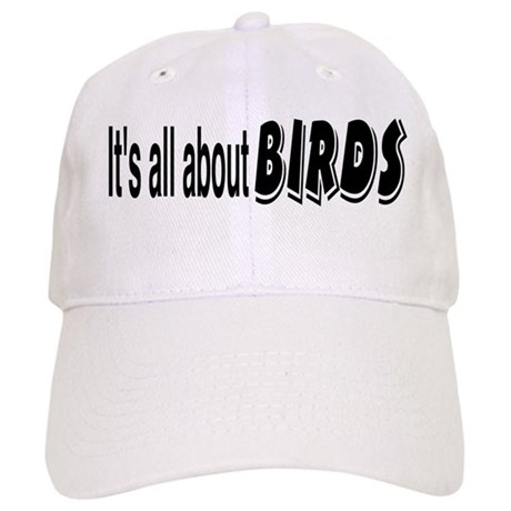 All About Birds Cap