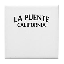 La Puente California Tile Coaster
