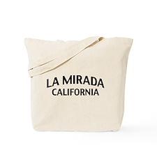 La Mirada California Tote Bag