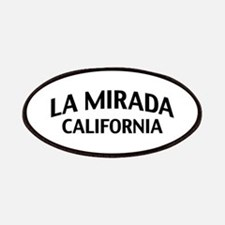 La Mirada California Patches