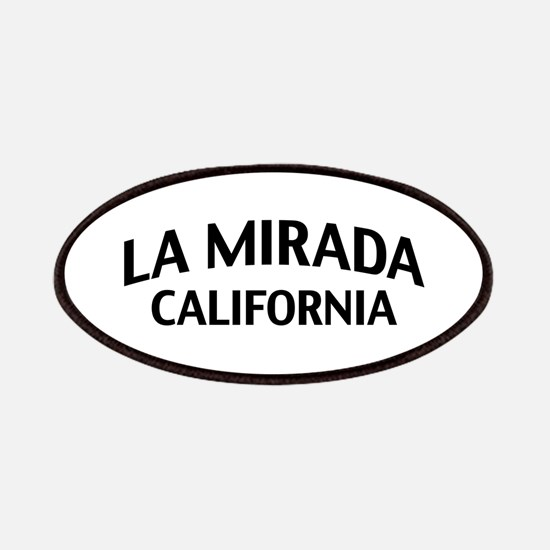 La Mirada California Patches