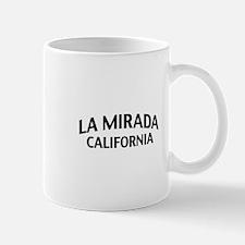 La Mirada California Mug