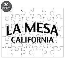 La Mesa California Puzzle