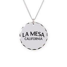 La Mesa California Necklace