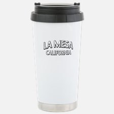 La Mesa California Travel Mug