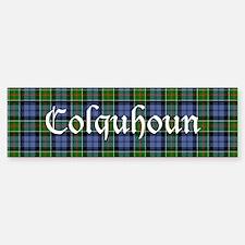 Tartan - Colquhoun Bumper Bumper Sticker
