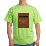 Chemistry of A Republican Green T-Shirt