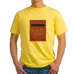 Chemistry of A Republican Yellow T-Shirt