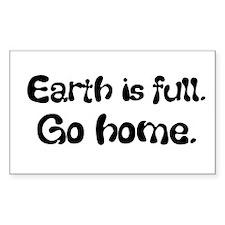 Earth Is Full
