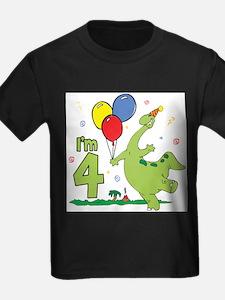 bd_dino_4 T-Shirt