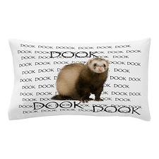 dooking ferret Pillow Case