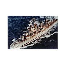 USS HOPEWELL Rectangle Magnet