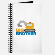 Digger Big Brother Journal