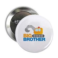 """Digger Big Brother 2.25"""" Button"""