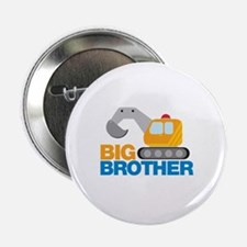 "Digger Big Brother 2.25"" Button"