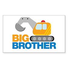 Digger Big Brother Decal