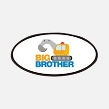 Digger Big Brother Patches