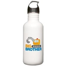 Digger Big Brother Sports Water Bottle