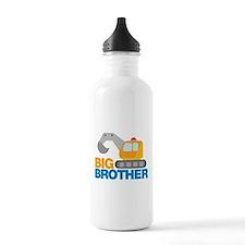 Digger Big Brother Water Bottle