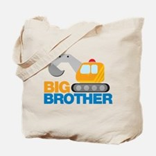 Digger Big Brother Tote Bag