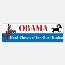 Goat Rodeo I Bumper Bumper Sticker