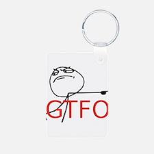 GTFO Keychains