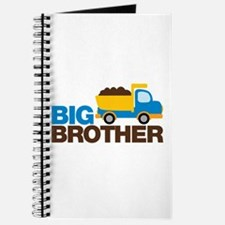 Dump Truck Big Brother Journal