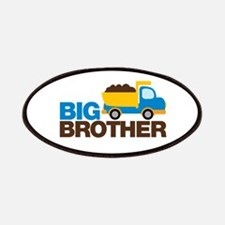 Dump Truck Big Brother Patches