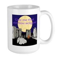 Old Time Religion Mug