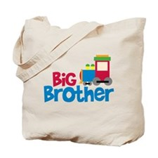 Train Engine Big Brother Tote Bag