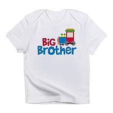 Train Engine Big Brother Infant T-Shirt