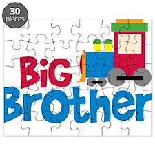 Train Engine Big Brother Puzzle